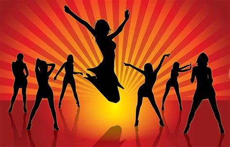 dziewczyny taniec dance dyskoteka zabawa