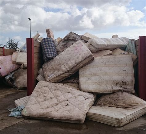where to dump mattress new mattress recycling waste wood services west