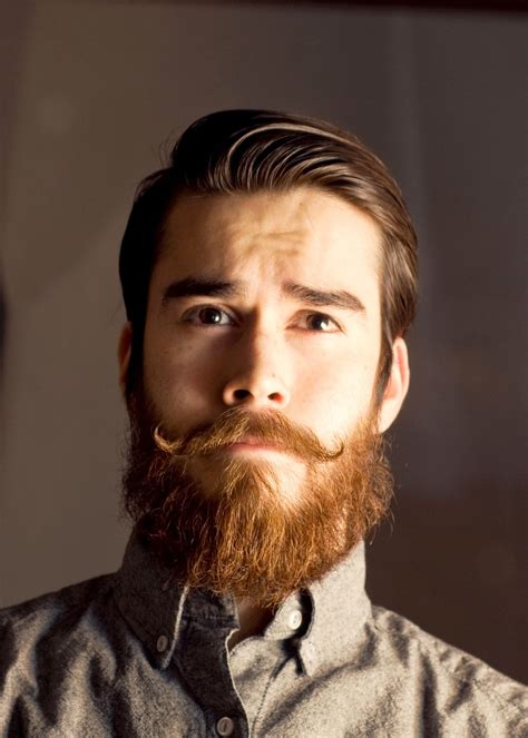 Moustache And Beard Beards Pinterest