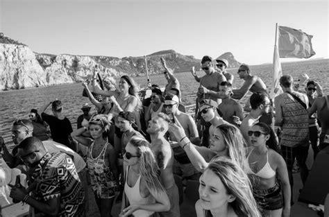 Party Boat Valencia Ibiza by Summer 2013 Beach Party The Blogazine Contemporary