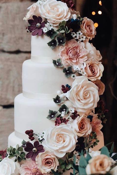33 Simple Elegant Chic Wedding Cakes Wedding Wedding