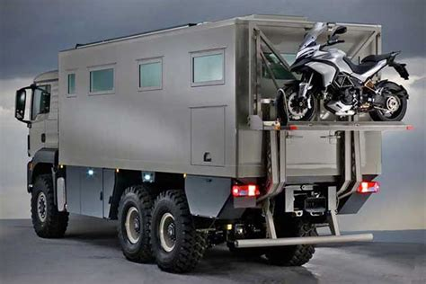 action mobil global xrs  expedition vehicle