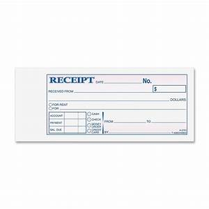 adams carbonless receipt book ld products With adams carbonless invoice books