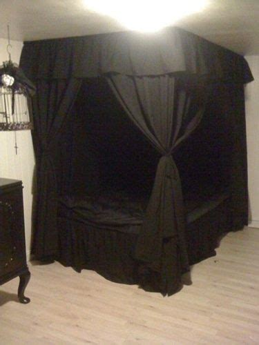 black canopy bed curtains black bedroom ideas inspiration for master bedroom