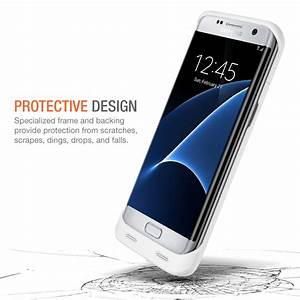 Atomic S Pro Battery Case For Samsung Galaxy S7 Edge