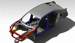 2013 Honda Accord Body Structure