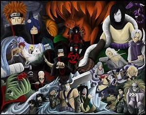 My Top 10 Naruto Villains/Antagonists - Gen. Discussion ...  Naruto