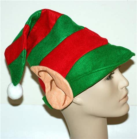 elf ears hat leprechaun green hat and ears headgear costume accessory o s new ebay