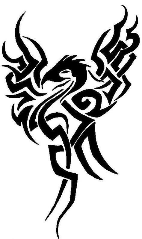 Pin by Steve Gasper on tattoo ideas   Tribal phoenix tattoo, Tribal back tattoos, Tattoos