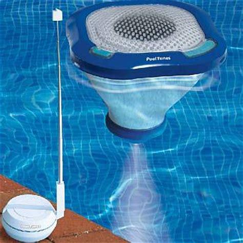 pool tunes wireless floating speaker  light na