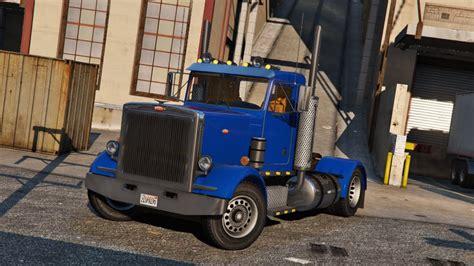 Peterbilt 289 Diesel/semi Truck Mod