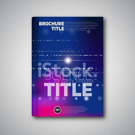 Flyer Brochure Design Template Abstract Fruit Stock Vector Modern Vector Abstract Brochure Book Flyer Design Stock