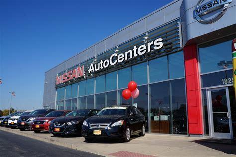 Nissan Dealership Serving Alton, IL | AutoCenters Nissan
