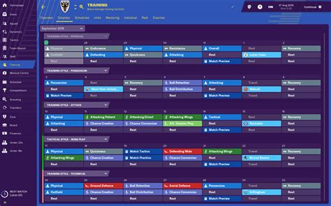 football manager 2019 release date devices cost new features goal