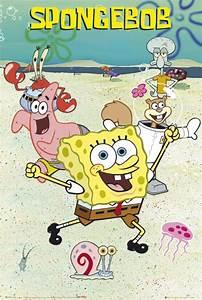 SpongeBob SquarePants (TV Series 1999- ) - Posters — The ...  Spongebob