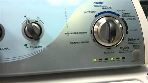 falla   lavadora whirlpool youtube