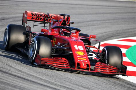 Under the lexan engine cover is a 3.9l t. Gallery: 2020 F1 cars hit the track during testing ...