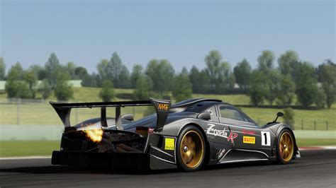 All Aboard The Zonda R  New Junior Build Available Wmd