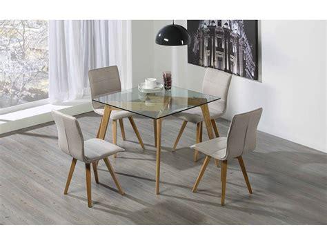 mesas y sillas comedor conjunto comedor mesa 4 sillas modelo janis