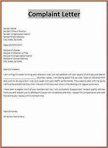 Anti Discrimination Policy Template Sample Workplace Harassment Complaint Letter
