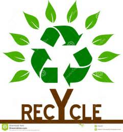 recycling design recycle tree stock photography image 8462302