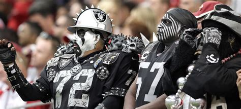 Oakland Raiders Black Hole