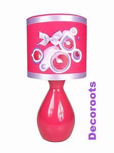 Lampe De Chevet Violet : lampe b b enfant fille collection bubble rose d coration chambre enfant b b luminaire ~ Teatrodelosmanantiales.com Idées de Décoration