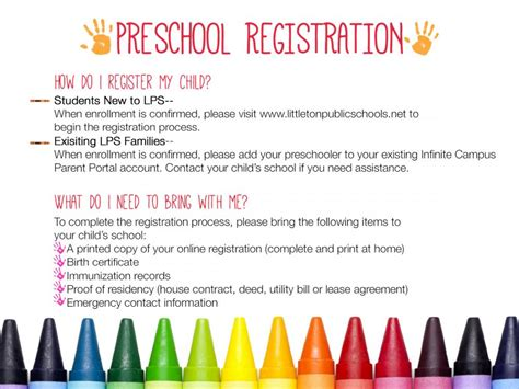preschool amp kindergarten options littleton schools 542 | LS Preschool Postcard back