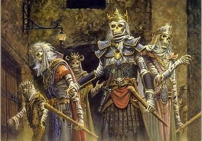 Realms Forgotten Dragons Dungeons Skeleton Fantasy Rpg