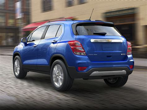 chevrolet trax price  reviews safety