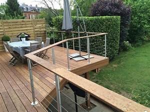 Construire Une Extension En Bois Soi Même : monter sa terrasse en bois best ment construire une ~ Premium-room.com Idées de Décoration
