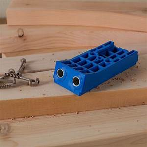 Kreg Jig® HD - The Heavy-Duty Solution for Building with Wood