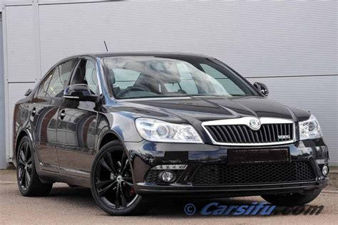 Skoda Octavia Vrs Blackline 2012 For Sale In Perak By