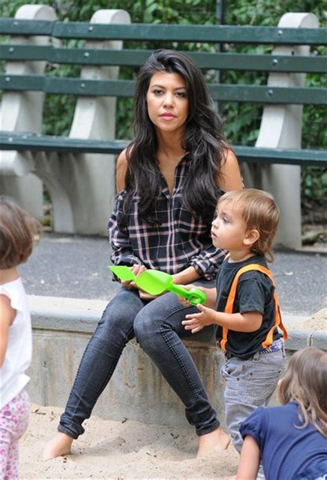 mason disick photos photos kourtney kardashian and mason