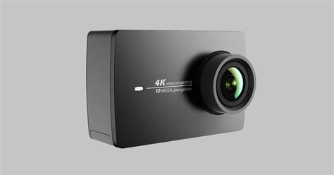 yi  action camera review price specs wired