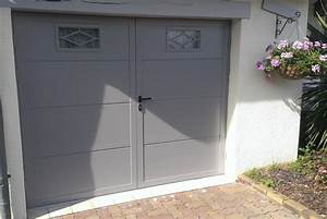 Porte de garage novoferm for Porte de garage sectionnelle avec porte de garage 2 vantaux pvc