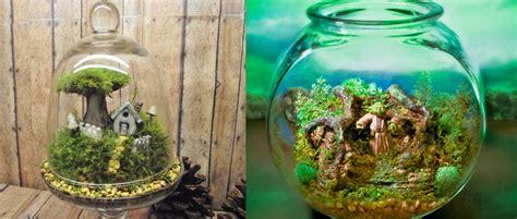 bien dans sa cuisine comment créer mini terrarium