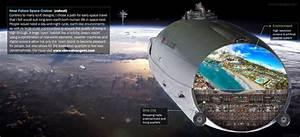 Near Future Space Cruiser Concept - VINCENT VAN GEEL HOMEPAGE