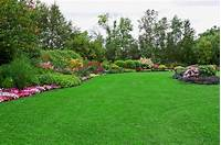 how to landscape your yard How To Plan Your Spring Landscaping - Organic Nature Lawn Care