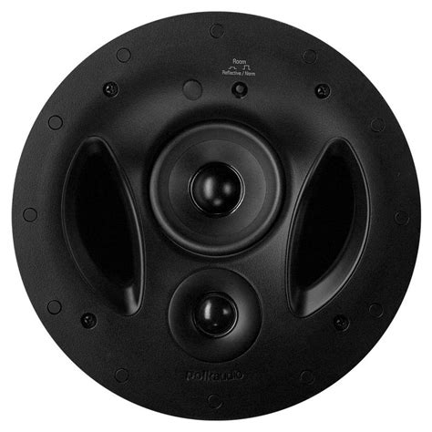 Polk Audio Ceiling Speakers by Polk Audio Vs90 Rt In Ceiling Speaker Viral Audio