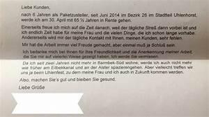 Dhl Jobs Hamburg : hamburg paketbote schreibt r hrenden brief an seine ~ A.2002-acura-tl-radio.info Haus und Dekorationen