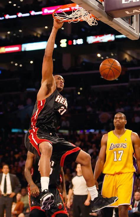 Miami Heat V Los Angeles Lakers Zimbio