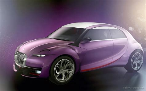 Citroen Revolte Concept 4 Wallpaper