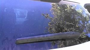 2011 Chevy Equinox Rear Wiper Blade