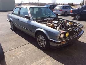 Bmw 323i E30 : buy new 1985 bmw e30 euro import 323i 330i m60 swap project car 90 complete in minneapolis ~ Dode.kayakingforconservation.com Idées de Décoration