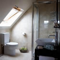 bathroom suite ideas attic en suite bathroom housetohome co uk