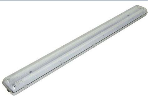 t8 waterproof fluorescent light fixture commercial