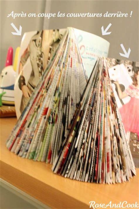 sapin de no 235 l avec des magazines diy d 233 co pas ch 232 re et 233 colo cook arbres arbres de
