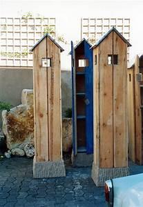 Gartenhäuschen Aus Holz : gartenschrank aus holz und naturstein ~ Markanthonyermac.com Haus und Dekorationen