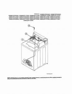 Looking For Alliance Model Swnsx2pp112tw01 Washer Repair